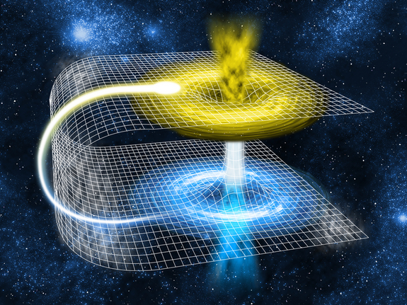 time-space-folding-wormhole