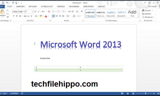 latest microsoft word 2013 free download