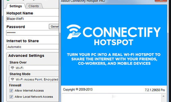 Connectify Hotspot 2019 Download Free For Windows