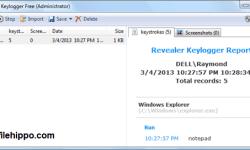 best free keylogger revealer