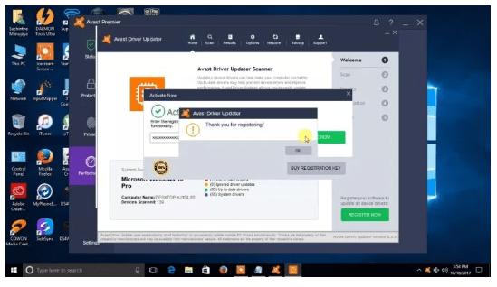 avast driver updater serial key - TechFileHippo