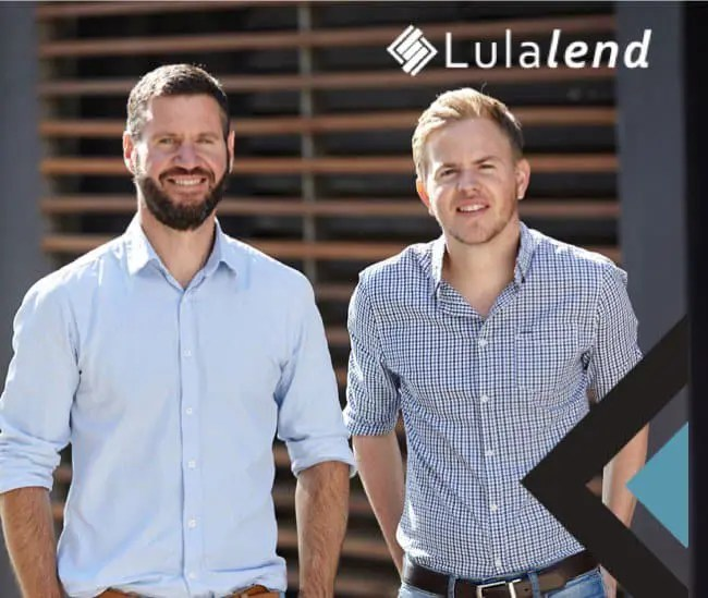 Lulalend co-founders