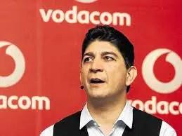 Shammeel Joosub, Vodacom CEO