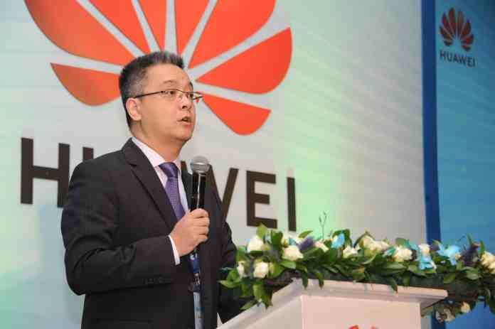 Frank Wu, Frank Wu - Senior Director of Huawei Procurement Qualification Quality & Operation Department