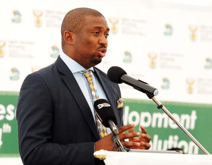 1023 × 793Images may be subject to copyright. Deputy Minister Buti Manamela