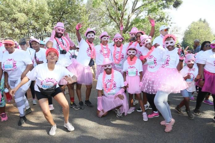 iThemba Walkathon a roaring success