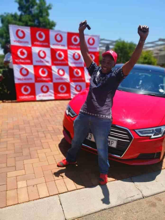 Songezo Mampungu from Witbank