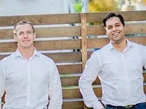 Shadab Rahil and Nolan Daniel