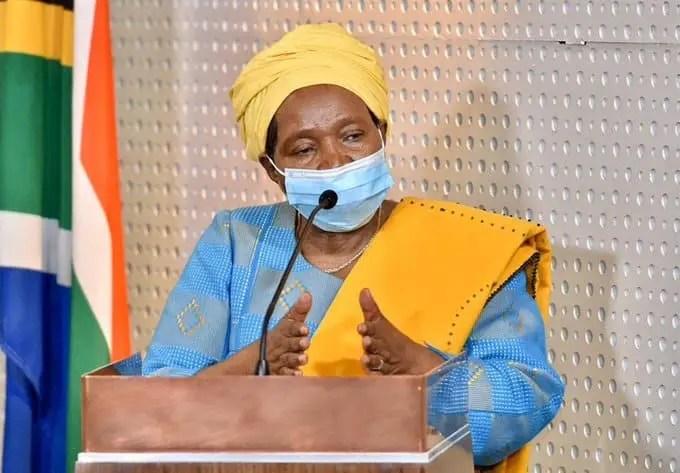 Nkosanza Dlamini-Zuma