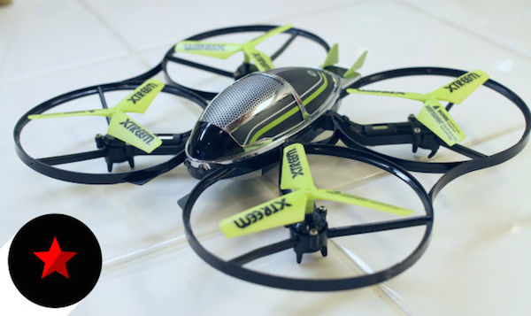 Image result for The Quietest Drone: Syma X4