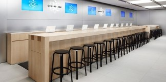 Apple Genius Bar Rservation