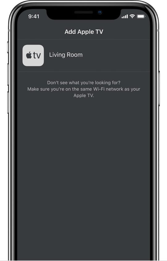 Control the Apple TV Without the Remote: