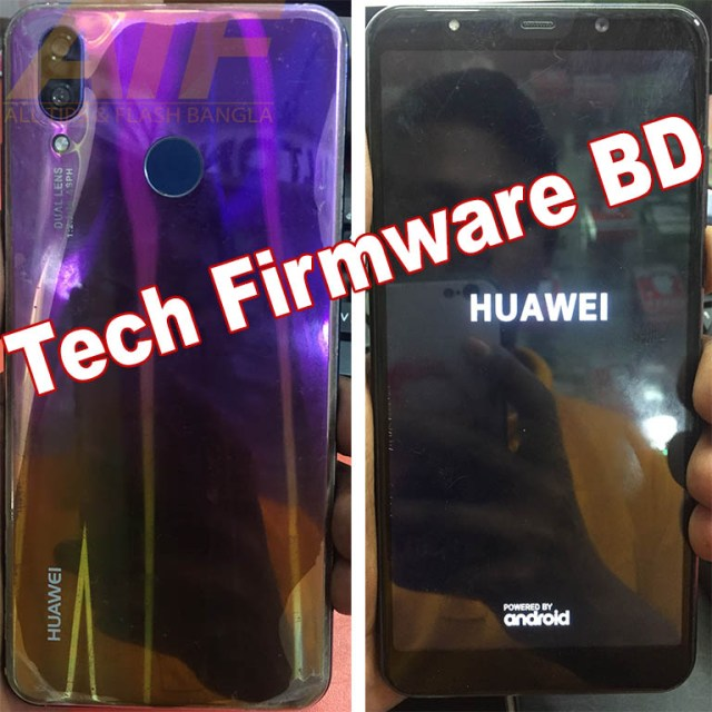 Huawei Clone Nova 3 Flash File