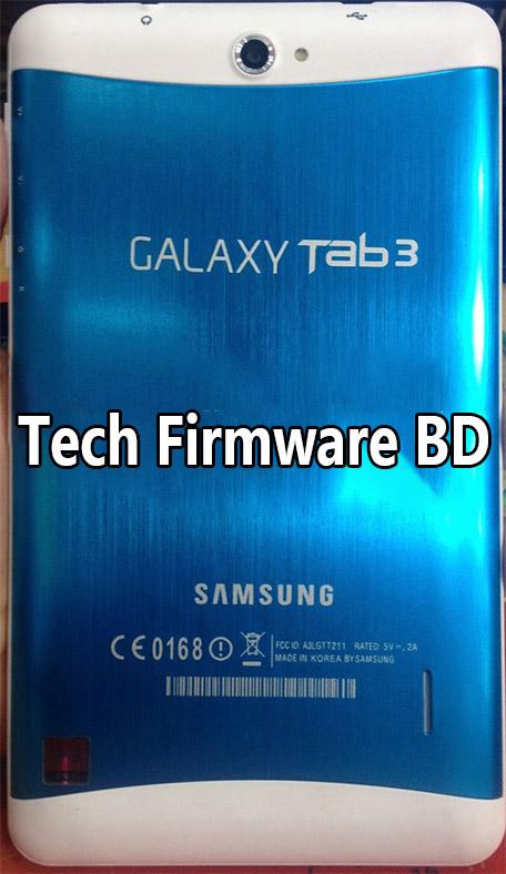 Samsung Clone Tab 3 Flash File