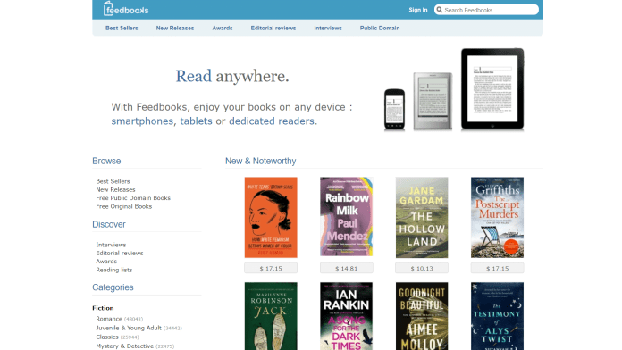 How to get any eBook easily for free?