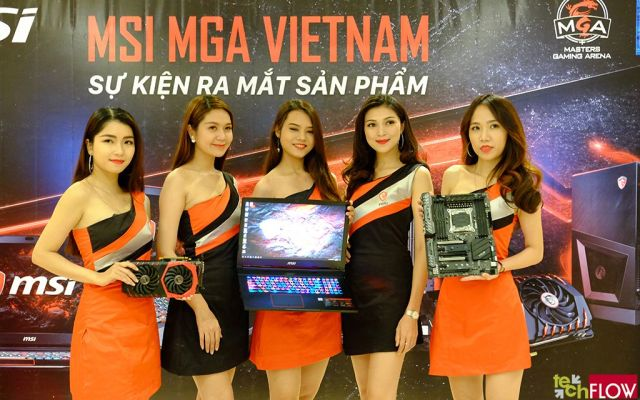 MSI MGA Vietnam