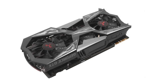 Colorful iGame GTX1070Ti Vulcan X Top 02