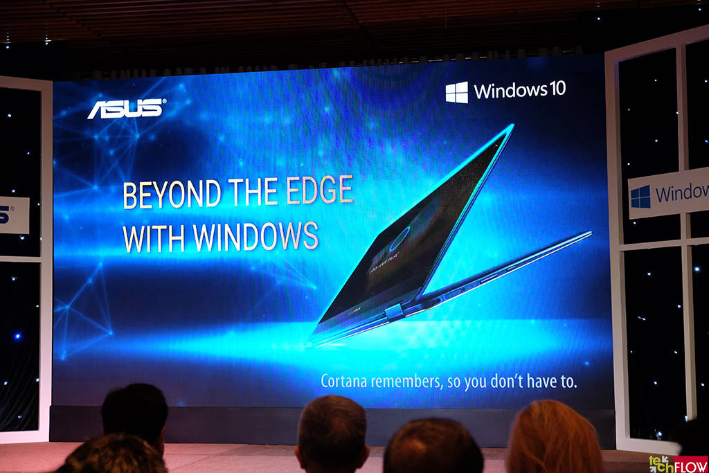 ASUS - Beyond the Edge with Widnows