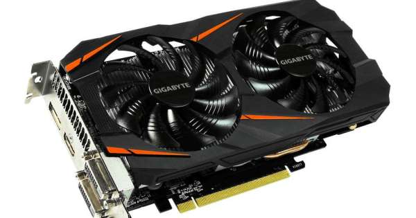 Gigabyte GeForce GTX 1060 5GB Windforce OC