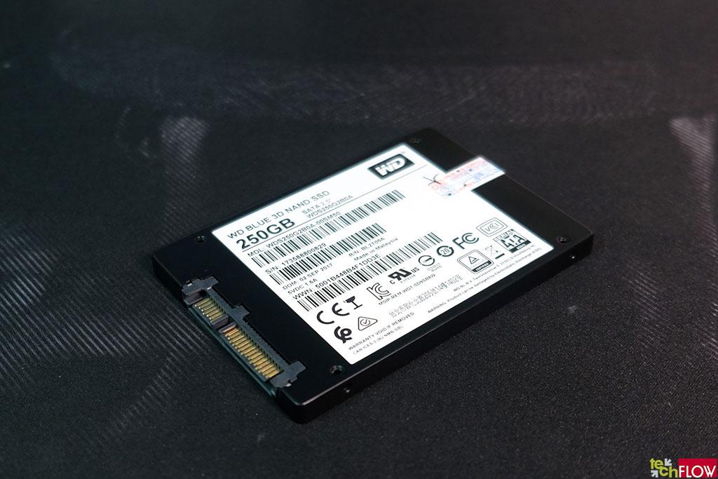 Western Digital Blue 3D NAND SSD