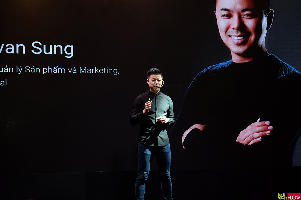 Mr. Donovan Sung, Director of Product Management and Marketing, Xiaomi Global