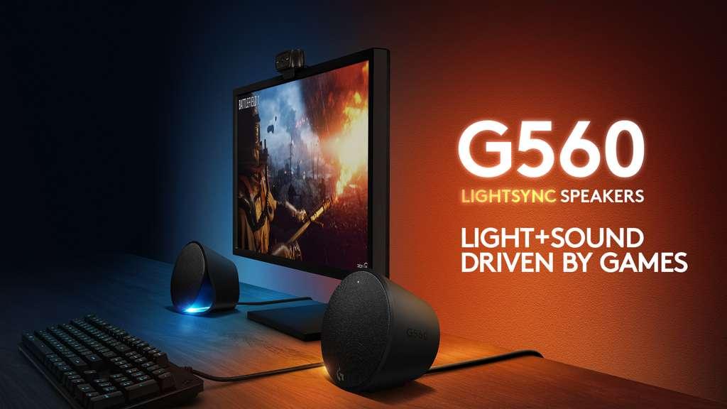 Logitech G560