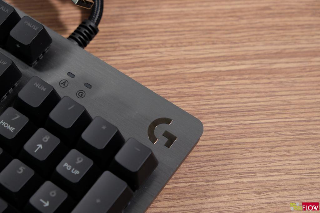 Logitech G512 Carbon Mechanical Keyboard