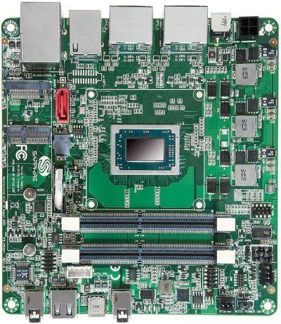 Sapphire FP5V with AMD Ryzen Embedded APU