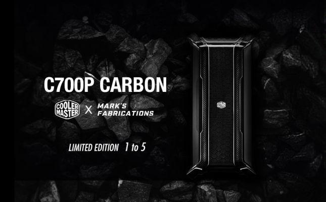 Cooler Master C700P Carbon Fiber