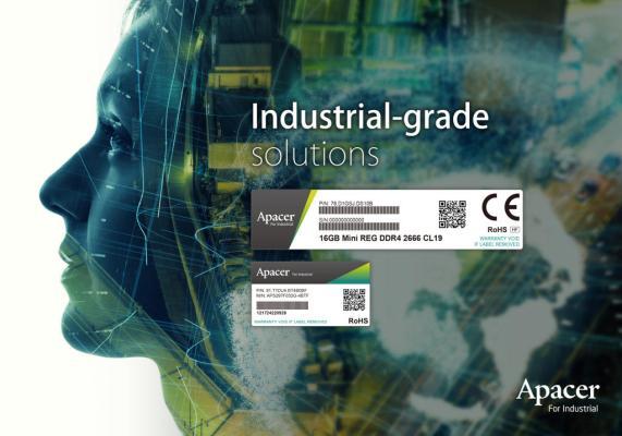 Apacer in Industrial