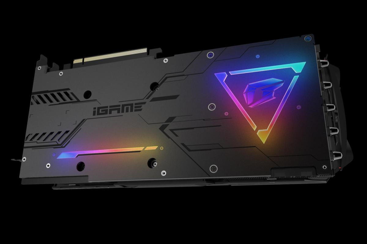 Colorful ra mắt dòng card đồ họa iGame GeForce RTX 2060