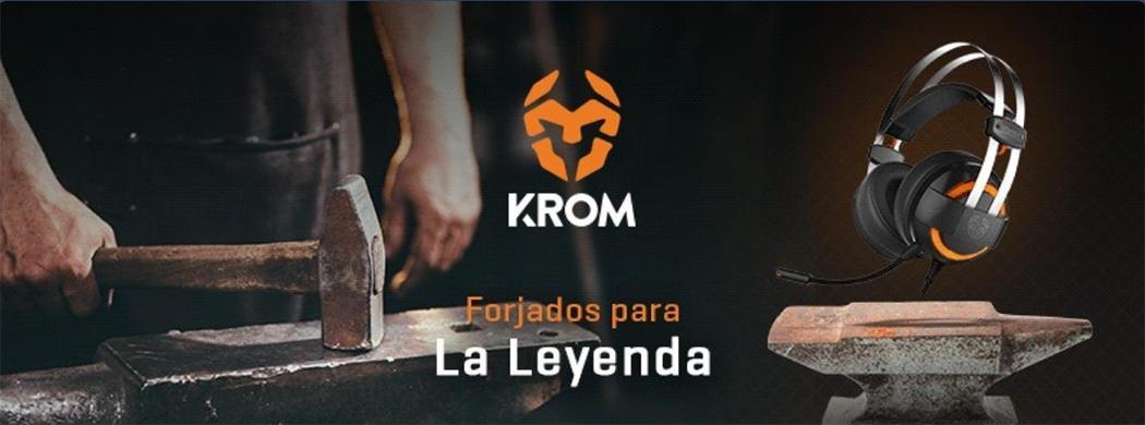 KROM Gaming Headset