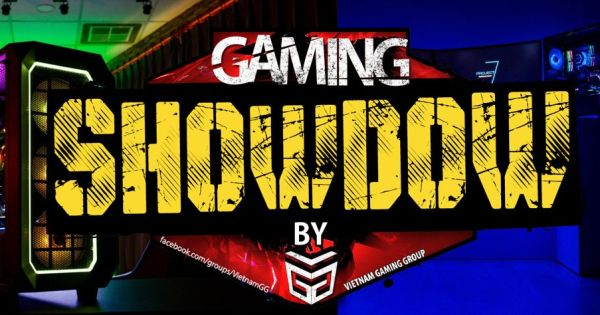 Gaming Showdown by Vietnam Gaming Group SS1