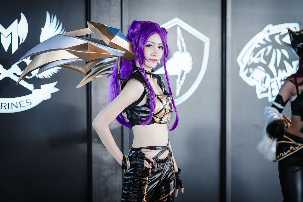 Cosplay 2 - 19MSI Play in