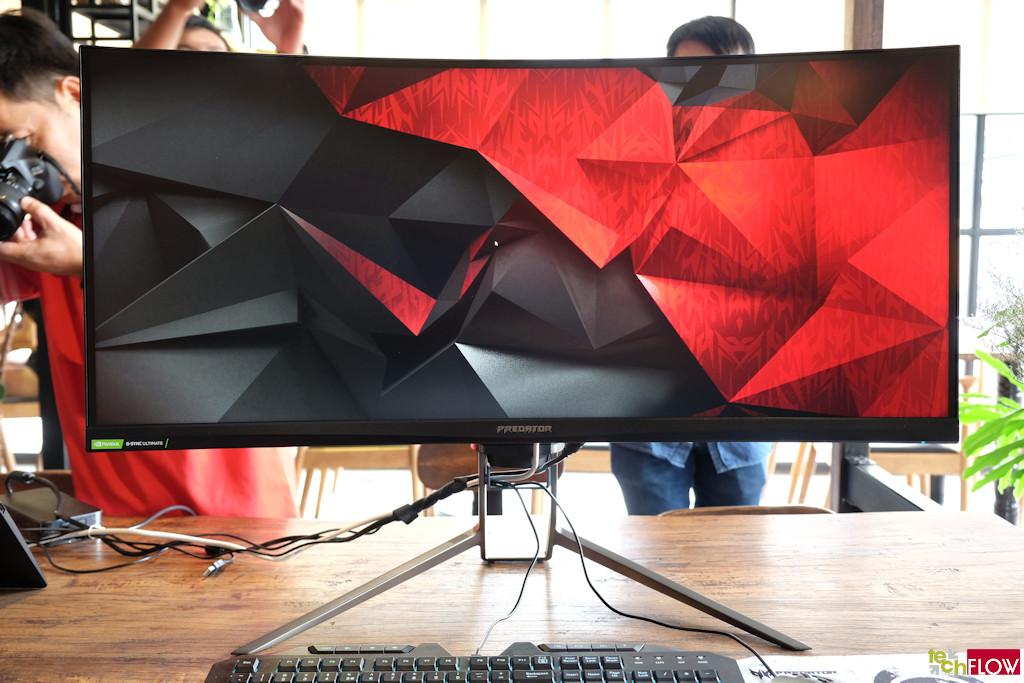Acer giới thiệu màn hình Predator X35 dành cho game thủ siêu
