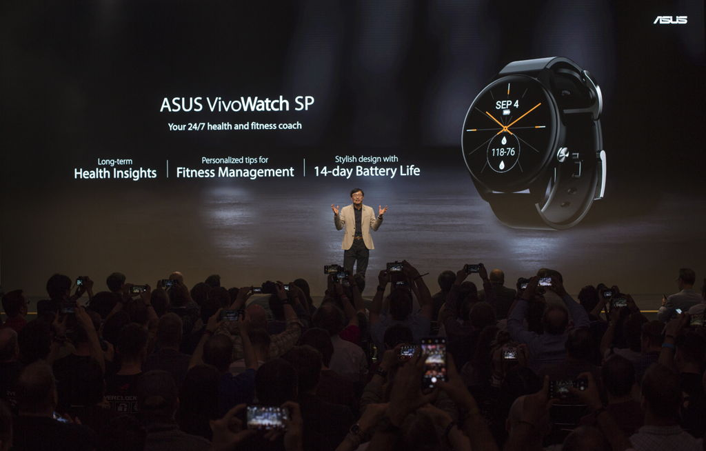 ASUS Unveils VivoWatch SP at IFA 2019