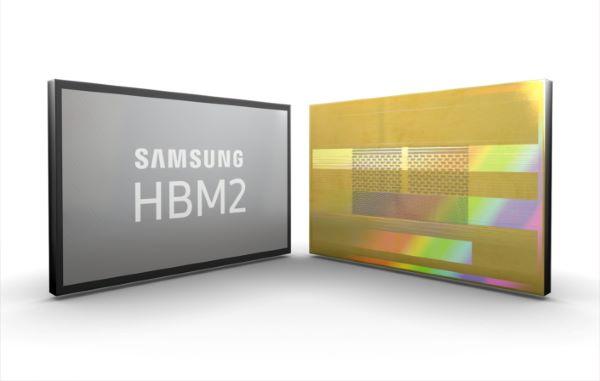 Samsung HBM2 8GB