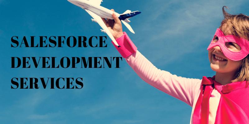 Salesforce Development Services - Techforce Services