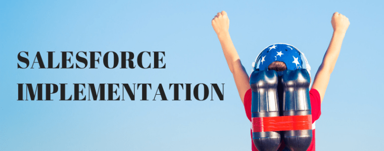 Salesforce Implementation - Techforce Services