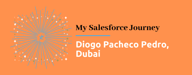 My SF Journey - Blog - Diogo - Techforce Services
