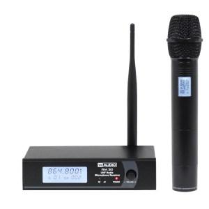 W Audio RM 30 UHF Handheld Radio Microphone System (864.8Mhz)