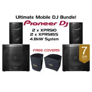 Pioneer XPRS Bundle