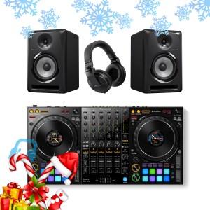 Pioneer DDJ-1000, S-DJ60X and HDJ-X5 DJ Package