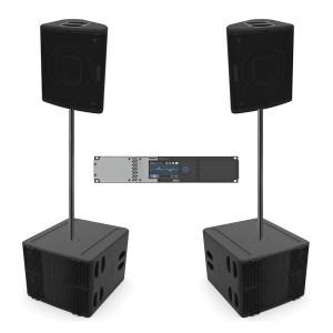 Nexo P12+ / L15 / AMP4X2 MK2 Package