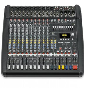 Dynacord CMS 1000-3 10‑channel Compact Mixing System