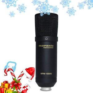Marantz MPM1000U USB Condenser Microphone