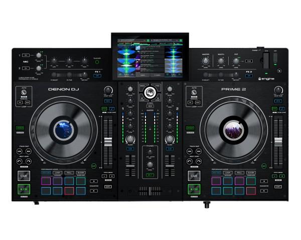 Denon DJ Prime 2 2-Deck Smart DJ Console