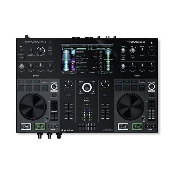 Denon DJ Prime Go 2-Deck Smart DJ Console