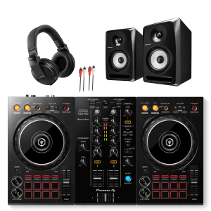 Pioneer DDJ-400, S-DJ50X and HDJ-X5 DJ Package