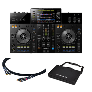 Pioneer XDJ-RR with FREE DJC-RR Bag & Pioneer DAS RAC020 Pro Audio Cables